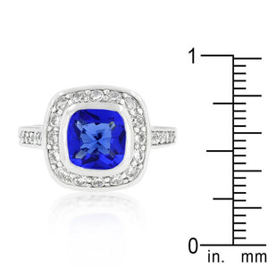 Sapphire Classic Ring