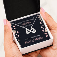 Load image into Gallery viewer, Elegant Maid of Honor Gift