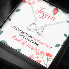 Load image into Gallery viewer, Personalized Maid of Honor gift