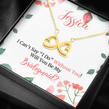 Load image into Gallery viewer, Personalized Bridesmaid gift