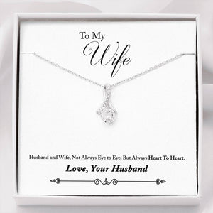 To My Wife from Husband