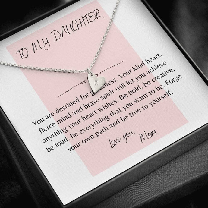 To my Daughter - Personalized your charm - Shinebrook