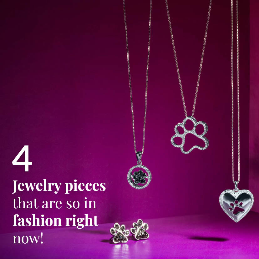 4 Jewelry Pieces That Are So in Fashion Right Now!