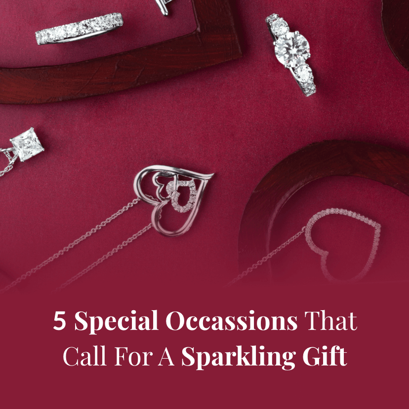 5 Special Occasions That Call for a Sparkling Gift