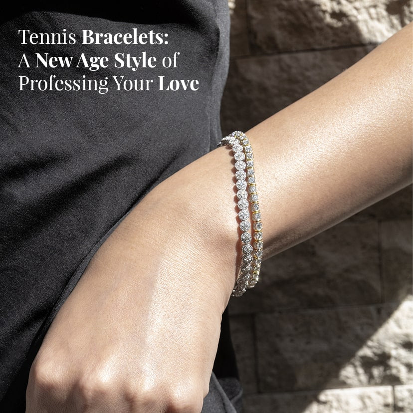 Tennis Bracelets: A New Age Style of Professing Your Love