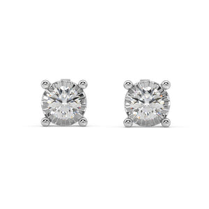 Cosmo Lab-Grown Diamond Stud Earrings in 10kt Gold with 1/3 CTTW
