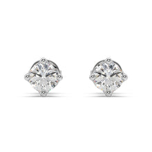 Load image into Gallery viewer, Starlight Lab-Grown Diamond Studs in 14kt Gold with 1/2 CTTW
