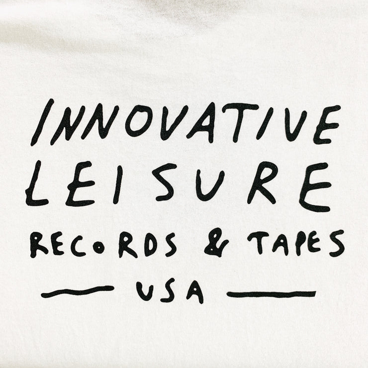 Records & Tapes Tee (White)