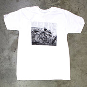 Dead Wrong Tee (White)
