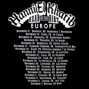 HEK EU Tour (Black)