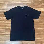 Records & Tapes Tee (Black)