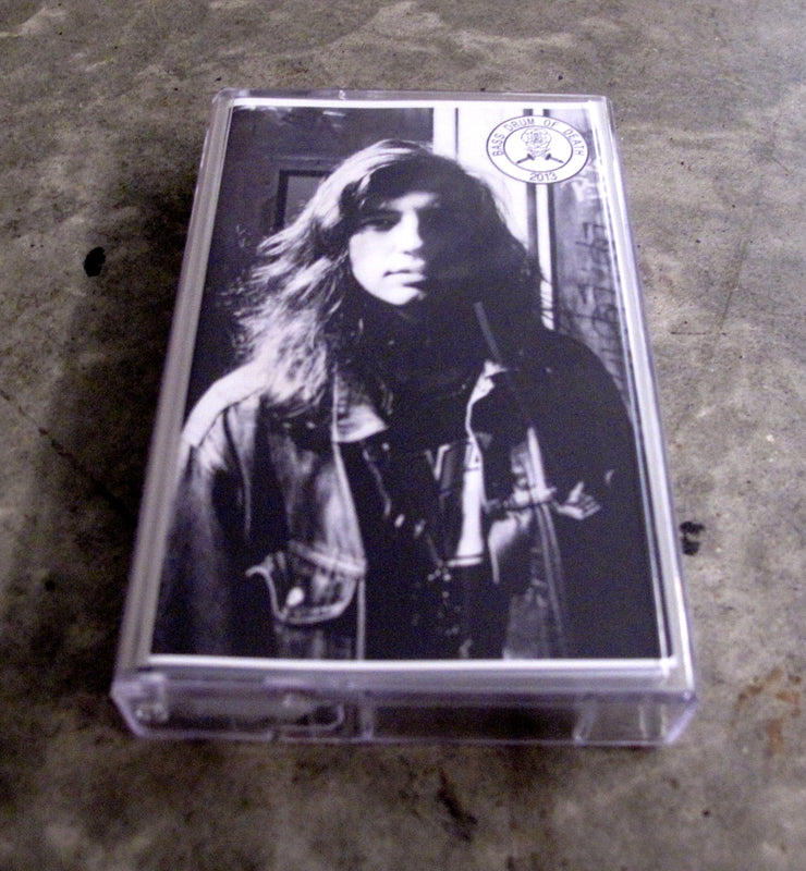 Bass Drum Of Death Cassette Tape