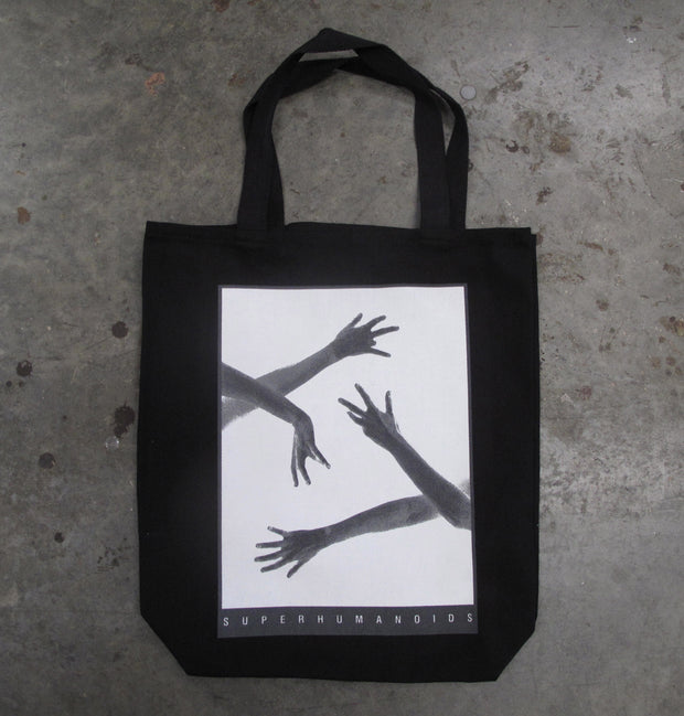 Hands Tote (Black)