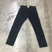 SAVAGE TIMES DENIM JEANS (Black)