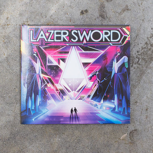 Lazer Sword CD