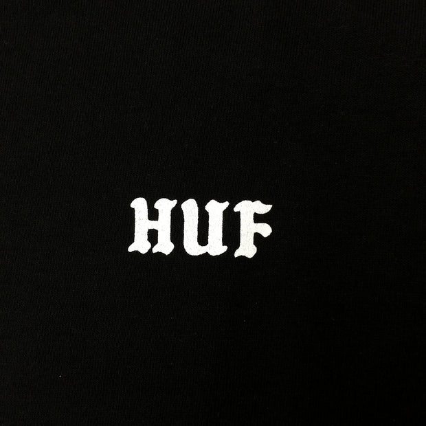 HEK x HUF Long Sleeve (Black)