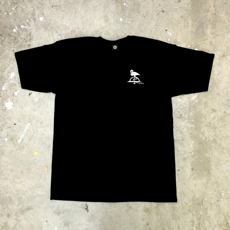 IL Flamingo Tee (Black)