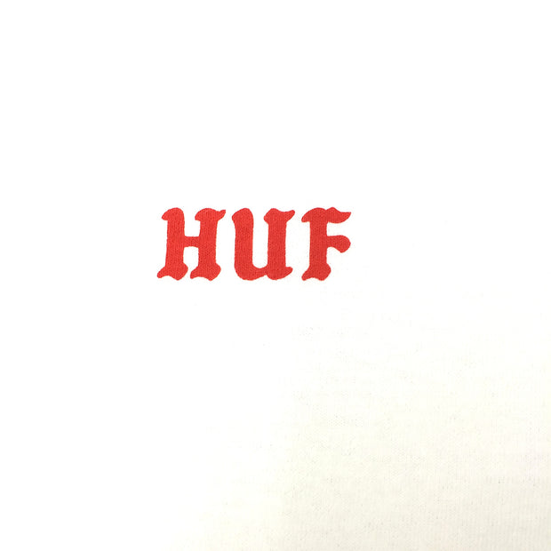 HEK x HUF Long Sleeve (White)