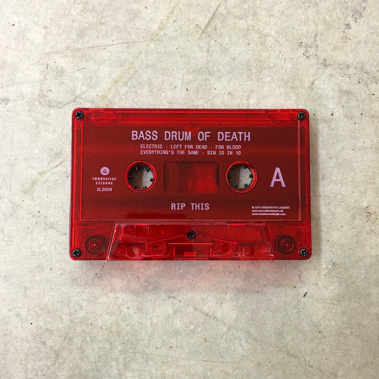 Rip This Cassette Tape