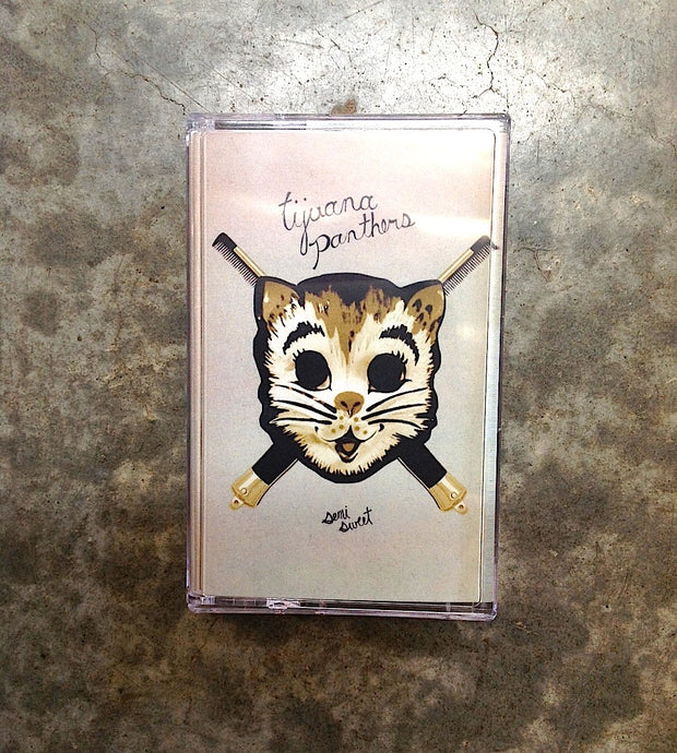 Semi Sweet Cassette Tape