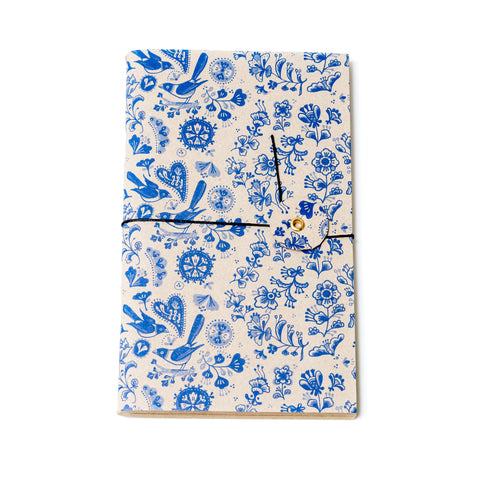 Delft Birds String Bound Journal