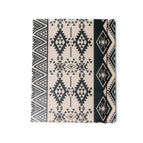 Tribal Folder Journal