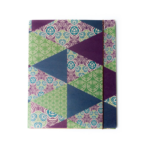 Marrakesh Folder Journal