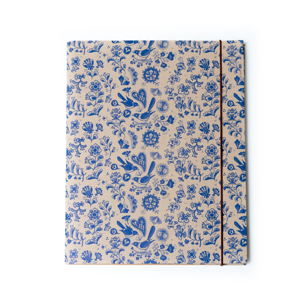 Delft Birds Folder Journal