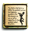 Quotations on Happiness Box
