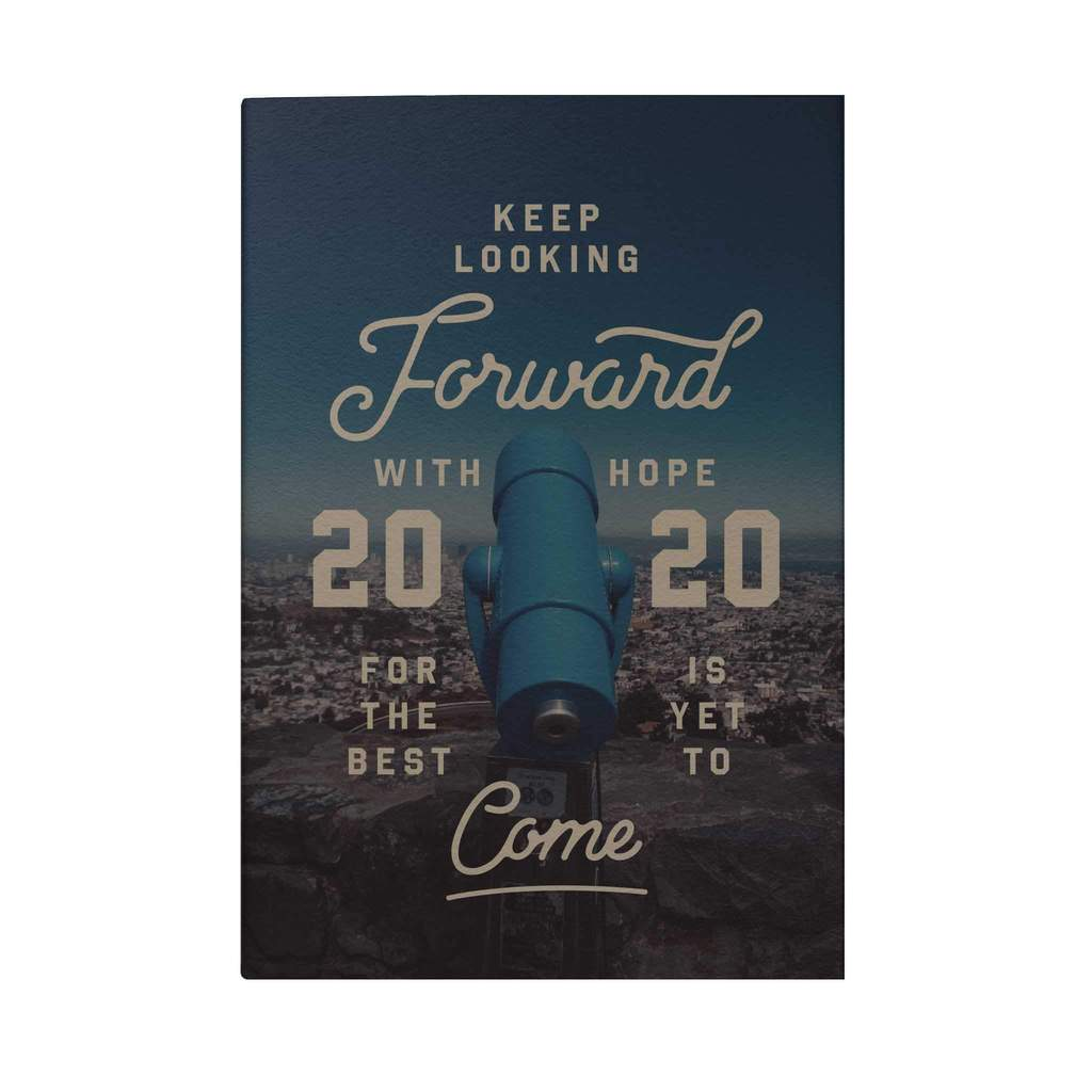 Keep Looking Forward With Hope 2020 Pocket Planner