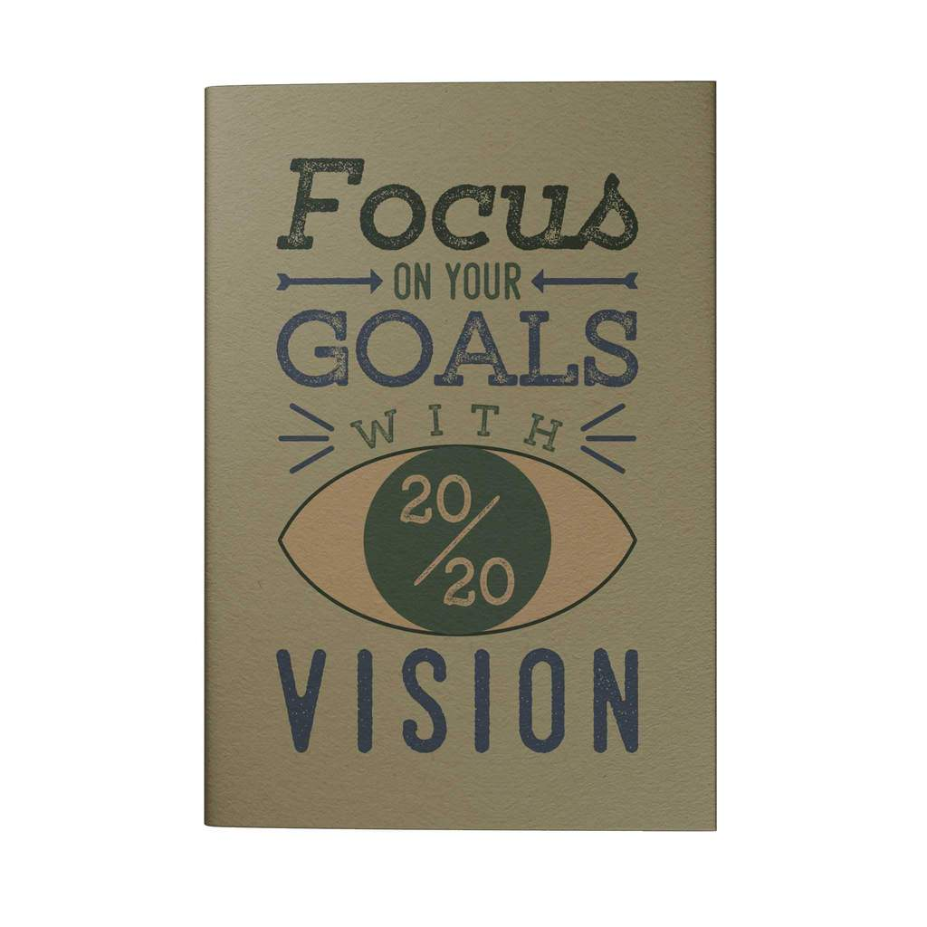 Focus on Your Goals 2020 Pocket Planner