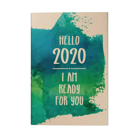 Hello 2020 Pocket Planner