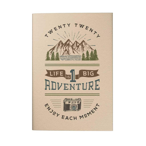 Life is One Big Adventure 2020 Pocket Planner