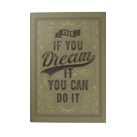 If You Dream It 2020 Pocket Planner