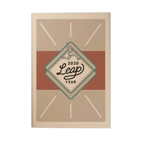 Leap Year 2020 Pocket Planner