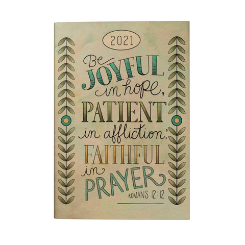Be Joyful 2021 Pocket Planner