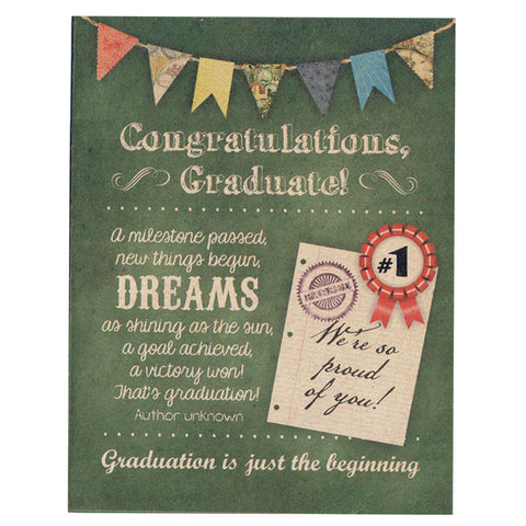 Congratulations Graduate Card