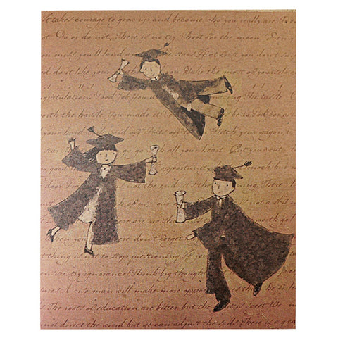 Flying Graduates Card