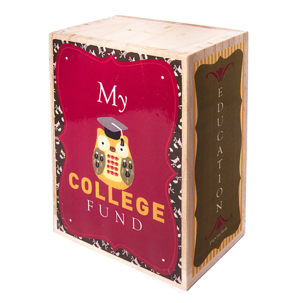 College Fund Coin Bank