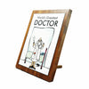 World's Greatest Doctor Plaque (Male)