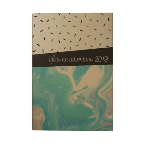 Life is an Adventure 2019 Pocket Planner