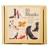 Shoes Gift Card Set
