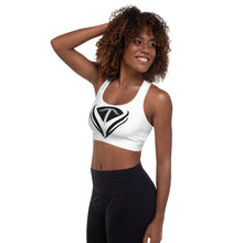 Load image into Gallery viewer, VonTrue Logo Padded Sports Bra