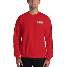 Load image into Gallery viewer, VonTrue Logo Sleeve Unisex Sweatshirt