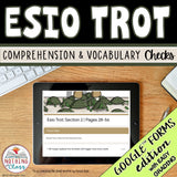 Esio Trot | Google Forms Edition | Novel Study