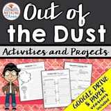Out of the Dust: Activities and Projects