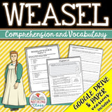 Weasel: Comprehension and Vocabulary