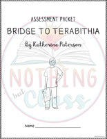 Bridge to Terabithia: Tests, Quizzes, Assessments