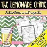 The Lemonade Crime: Activities and Projects