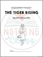 The Tiger Rising: Tests, Quizzes, Assessments